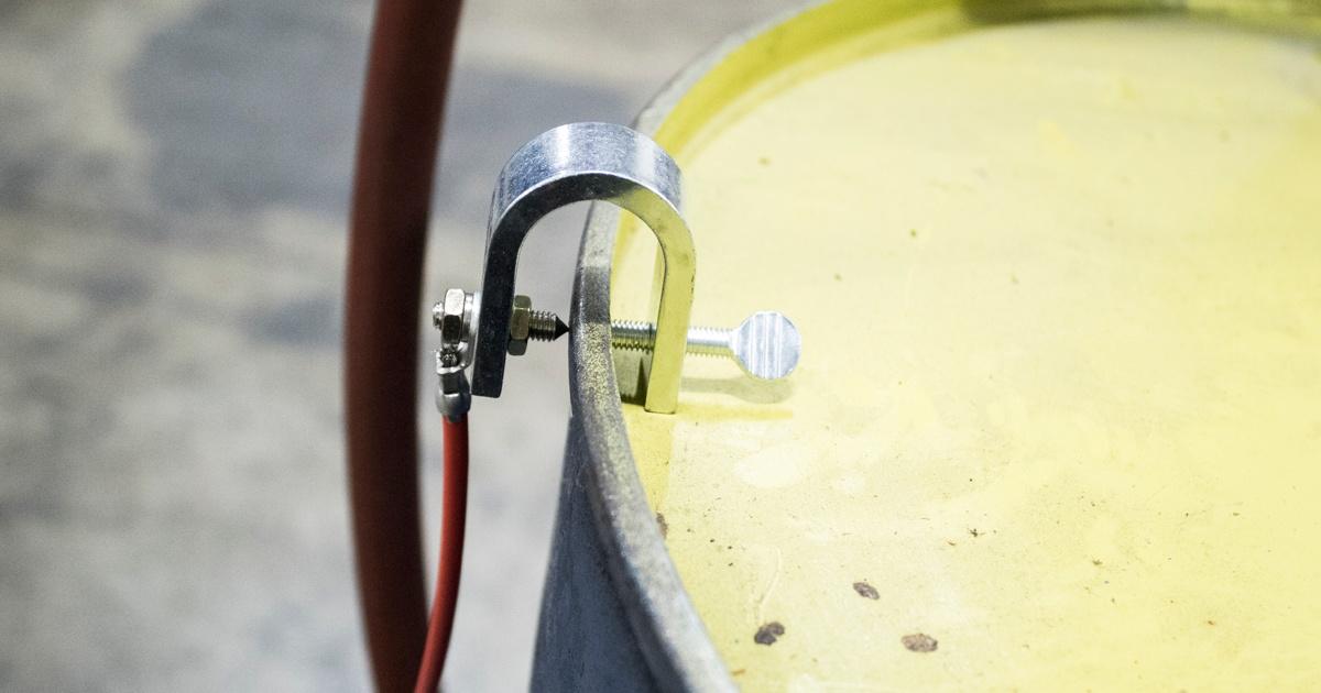 C clamp barrel fb size 1